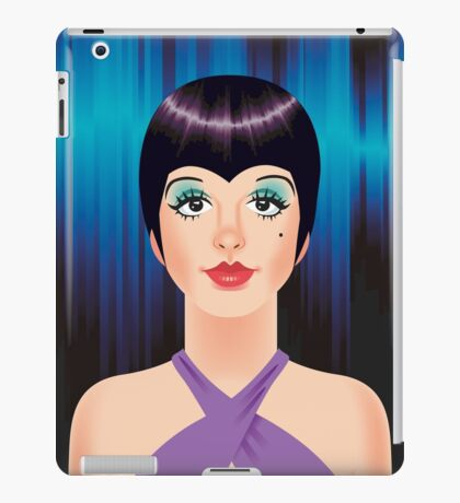 Maybe this time iPad Case/Skin