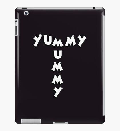 VALENTINES DAY - YUMMY MUMMY! iPad Case/Skin