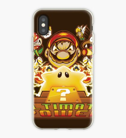 Ultimate Power - Iphone Case #2 iPhone Case