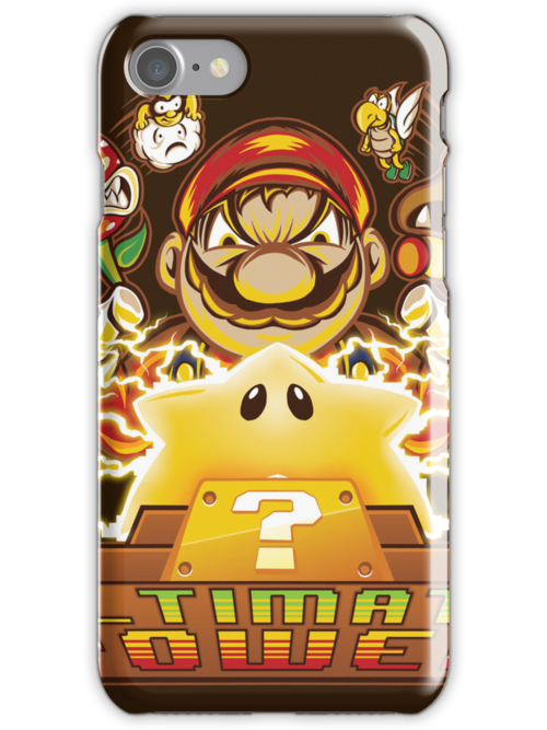 Ultimate Power - Iphone Case #2 by TrulyEpic