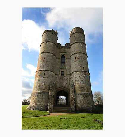 Donnington Castle Photographic Print