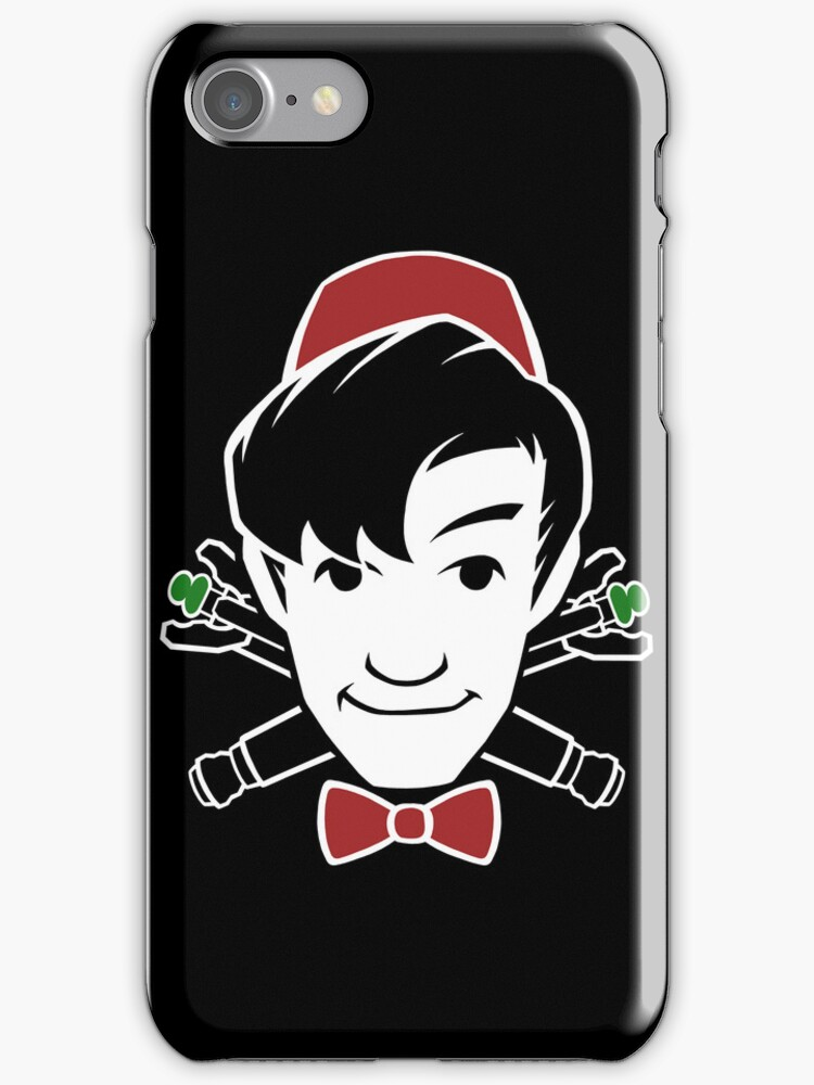 The 11th - Iphone Case #2 by TrulyEpic