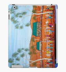 """Outback Race day"" Australia; iPad Case  iPad Case/Skin"