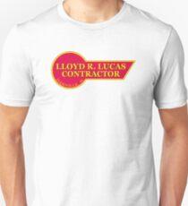 Lloyd R. Lucas - Contractor Unisex T-Shirt