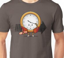 Time traveler Unisex T-Shirt