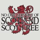 No one gets out of Scotland scot-free by digerati