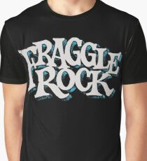 Fraggle Rock Vintage Style in WHITE  Graphic T-Shirt