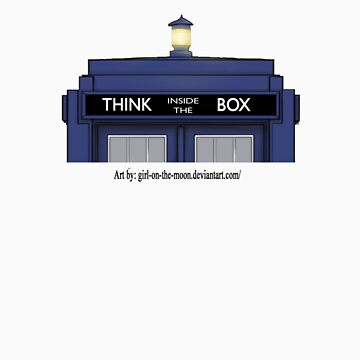 Think Inside The Box  by Thowell3