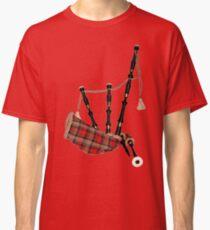 Bagpipe 1 Classic T-Shirt