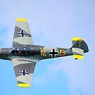 Messerschmitt 108 by Mark Baldwyn