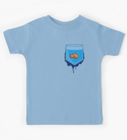 Pocket fish Kids Clothes