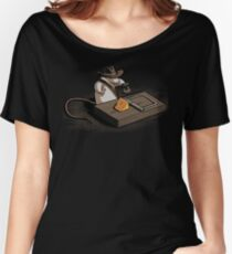 Indiana Mouse Women's Relaxed Fit T-Shirt
