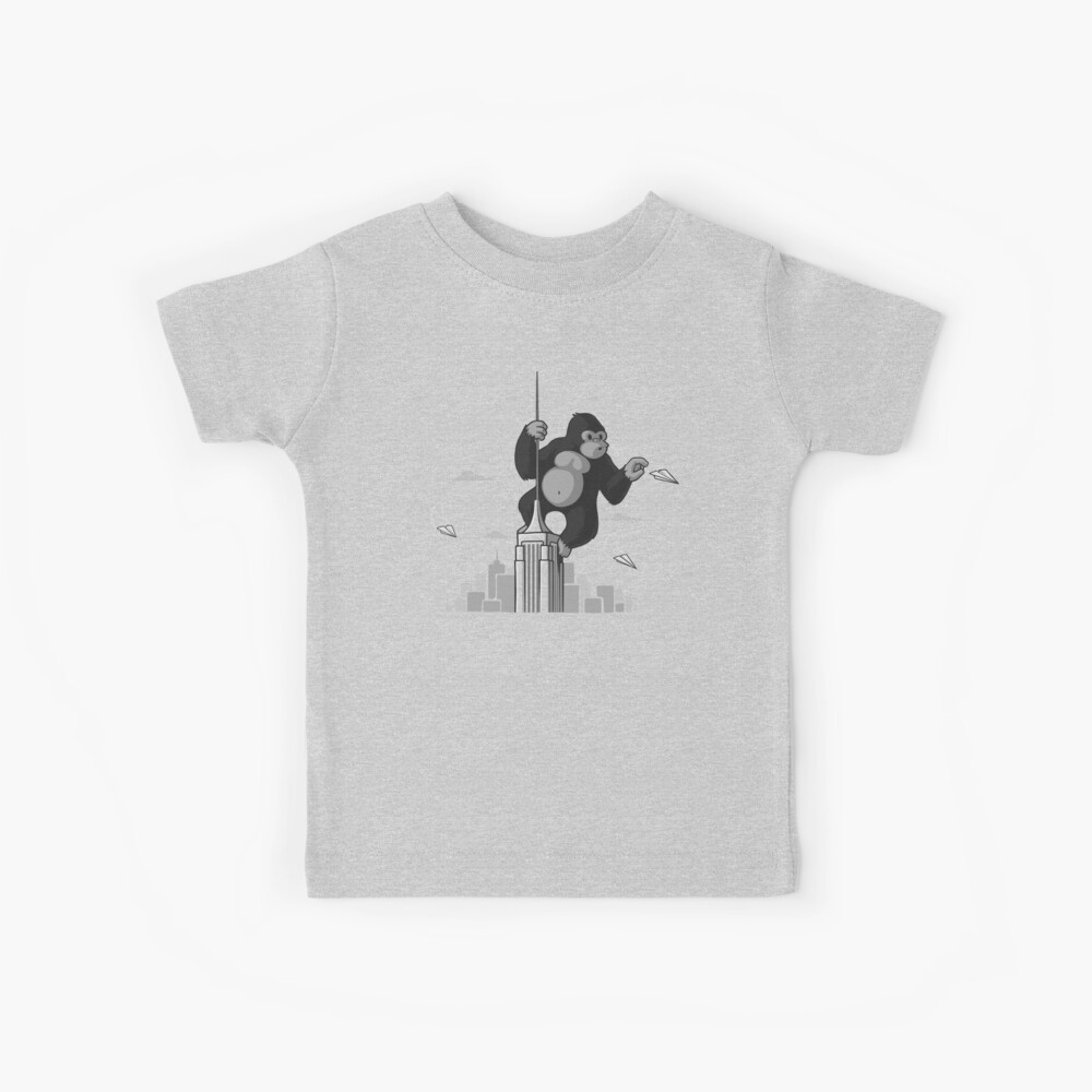 Playing with planes Kids T-Shirt