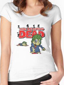 The Lemming Dead Women's Fitted Scoop T-Shirt