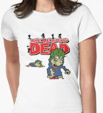 The Lemming Dead Women's Fitted T-Shirt
