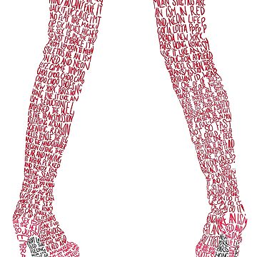 Kinky Boots by stagedoormerch