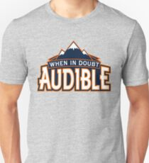 "VICTRS ""When In Doubt Audible"" T-Shirt"