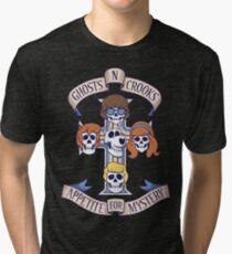 Appetite for Mystery Tri-blend T-Shirt