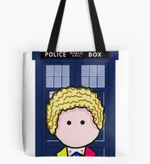 The 6th Doctor Tote Bag