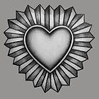 Sun Heart by rachelshade