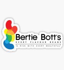 Bertie Bott's Every Flavour Beans Sticker