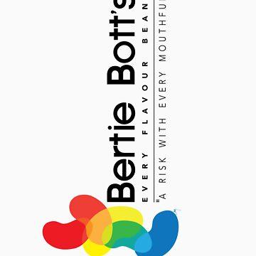 Bertie Bott's Every Flavour Beans by adamgamm