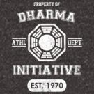 Dharma Initiative athletic department (Light ver.) by MalvadoPhD