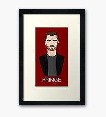 Peter - Fringe Framed Print
