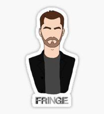 Peter - Fringe Sticker