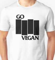 Go Vegan BF T-Shirt