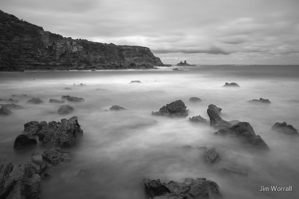 Shack Bay by Jim Worrall