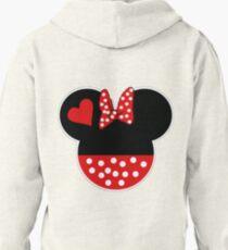 Couple design: Minnie 2 Pullover Hoodie