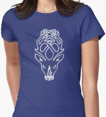 Falkreath Alternate Color Women's Fitted T-Shirt