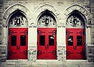 Red  by Briana McNair