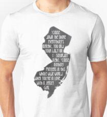 Jersey Girl Unisex T-Shirt