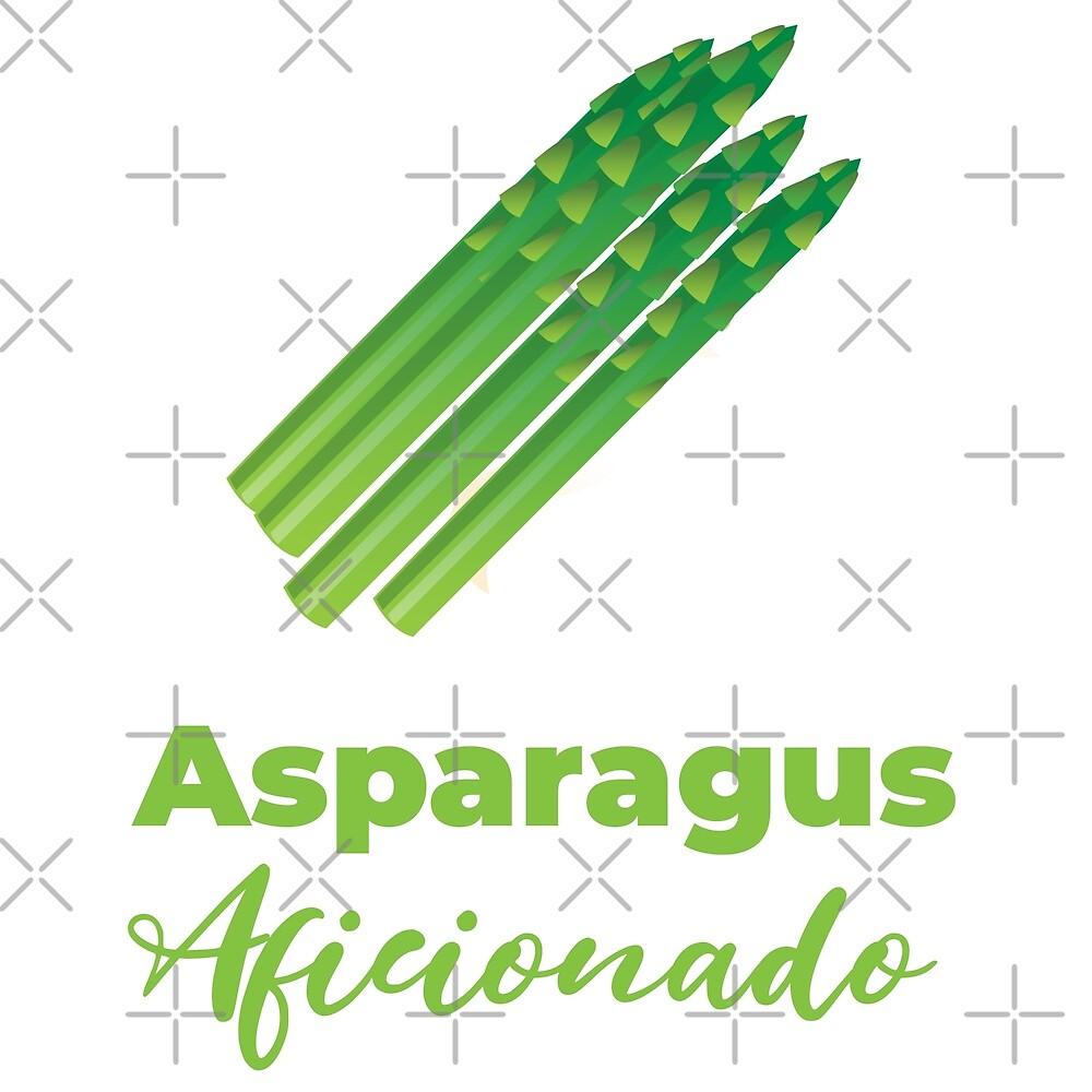 Asparagus Aficionado by Sweevy Swag
