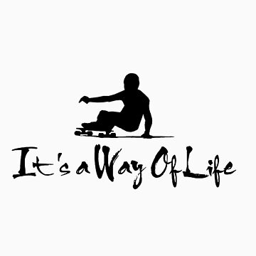 It's a way of life by Freeride