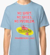 Kamekona's (no shirt...) Classic T-Shirt