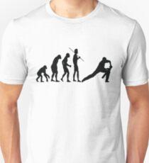 EVOLUTION TO CRICKET T-Shirt