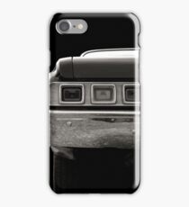 Taillight (black&white) iPhone Case/Skin