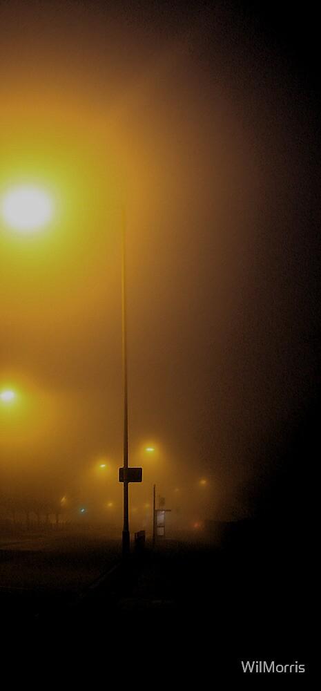 Street Fog by WilMorris