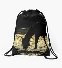 Horse Drawstring Bag