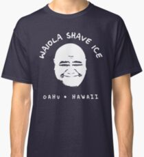 Waiola Shave Ice (White) Classic T-Shirt
