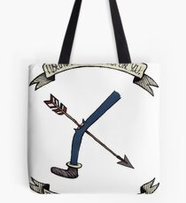 i used to be an adventurer like you Tote Bag