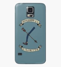 i used to be an adventurer like you Case/Skin for Samsung Galaxy
