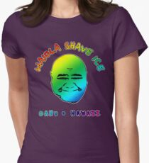 Waiola Shave Ice (Rainbow) Women's Fitted T-Shirt