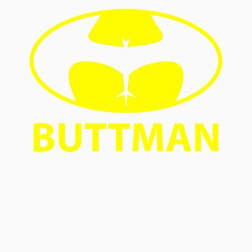 The Buttman by Daratgh
