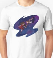 11th Doctor and Clara T-Shirt