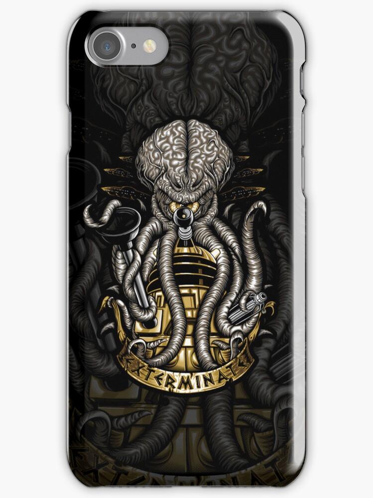 Dalek Pride - Iphone Case #1 by TrulyEpic