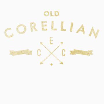 Old Corellian Gold by Fernsie